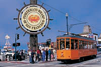 Cable Car -Fisherman's Wharf