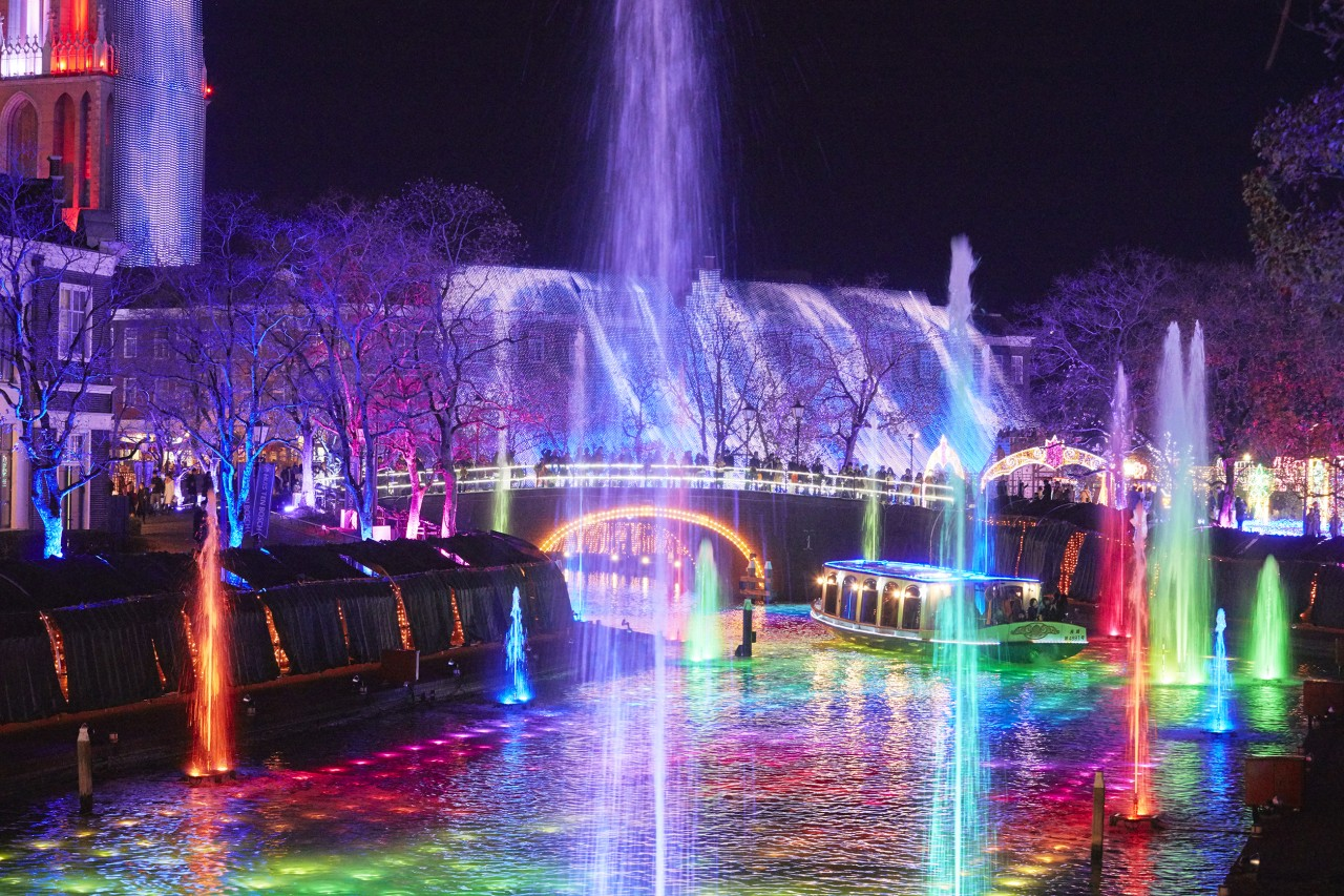 Huis Ten Bosch Night Lights