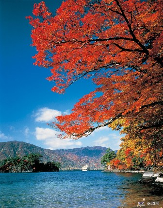 Lake Towada ko Autumn